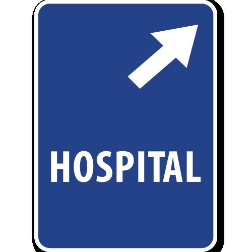 Hospital Up Right